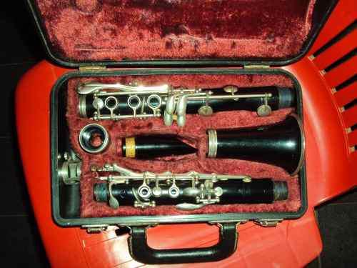 Clarinete yamaha 26 ii