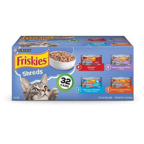 Comida Humeda Para Gatos Friskies