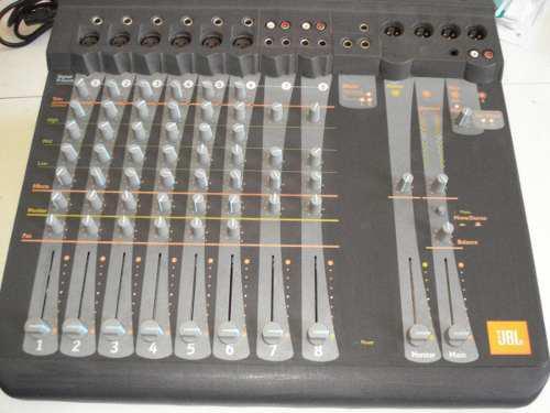 Consola de audio profesional jbl eon musicmix 10