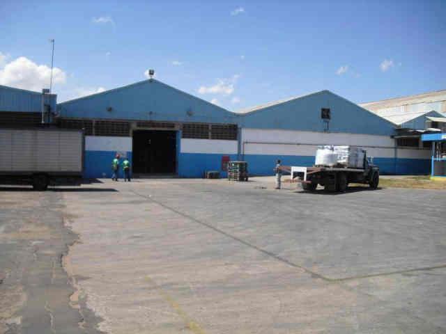 Galpon en alquiler en zona industrial sur mls 14-1239