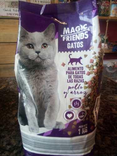 Gatarina magic friends concentrado 1kg