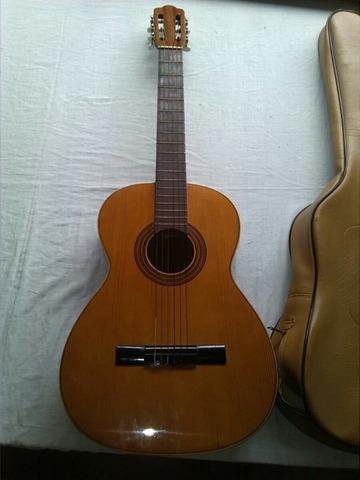 Guitarra acústica vicente tatay tomas