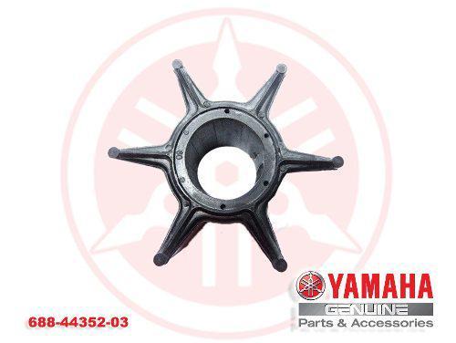 Impeler motor 75 hp yamaha