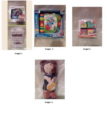 Juegos educativos para bebés y niños