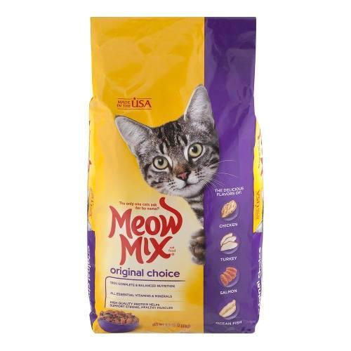 Meo Mix Para Gatos 10,89 Kg