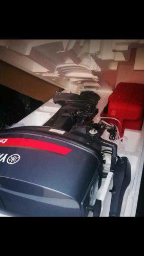 Motor Fuera De Borda Yamaha 40hp 2tiempo