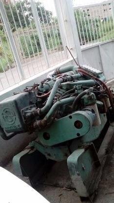 Motor marino detroit diesel serie 6l71