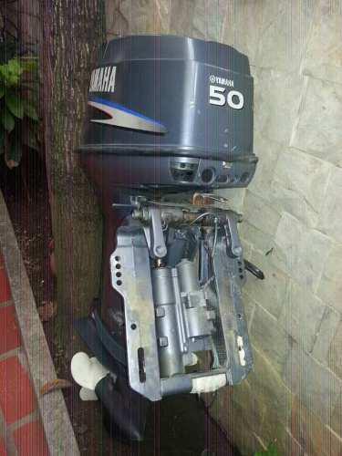 Motor yamaha enduro 50hp 2015