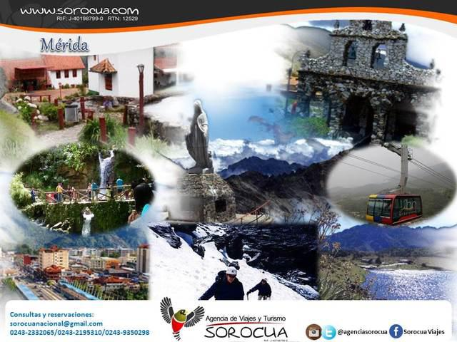Mérida un centro de singular belleza, agencia de viajes y