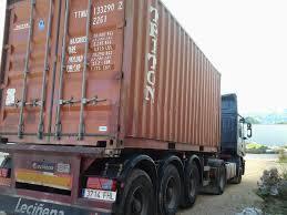 Servicio transporte carga pesada