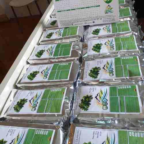 Semillas certificadas de cilantro en presentación 350gr