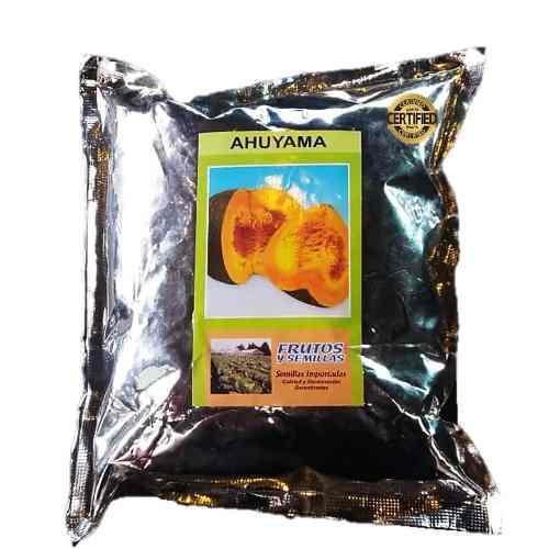 Semillas de auyama sobre de 500 gramos
