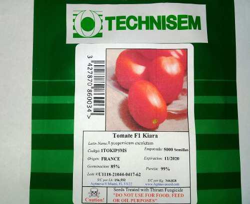Semillas de tomate hibrido kiara f1 (5000 semillas)