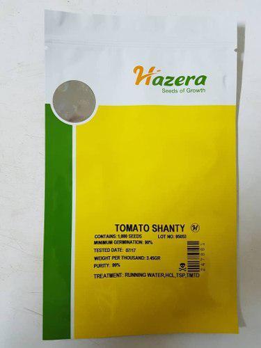 Semillas de tomate shanty