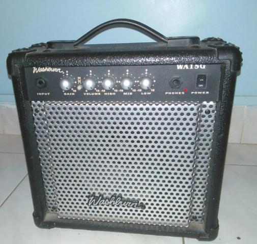 Vendo amplificador washburn para guitarra eléctrica modelo