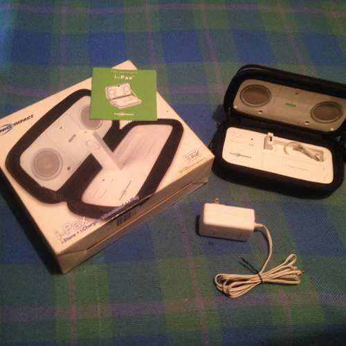 Vendo cornetas portatiles para dispositivos de audio