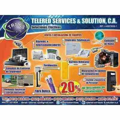 Venta de sistemas de seguridad y redes e instalación —
