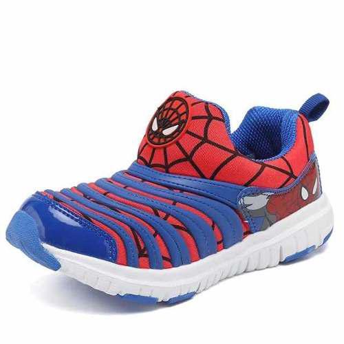 Zapato spiderman deportivo