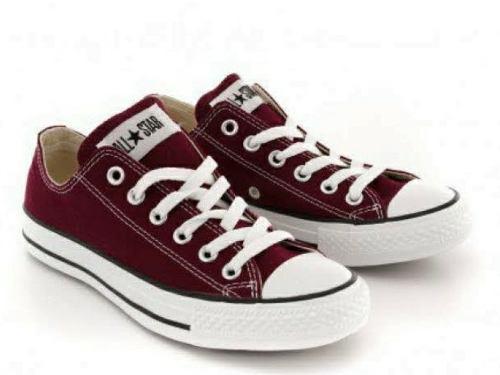 Zapatos Converse All Star Blancos Unisex Desde La 36 A La 45