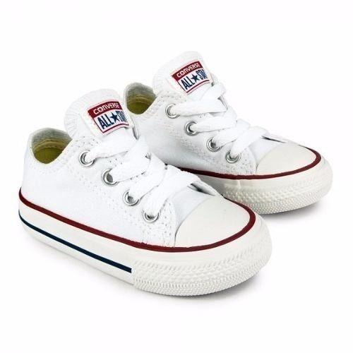 Zapatos converse all-star niños niñas
