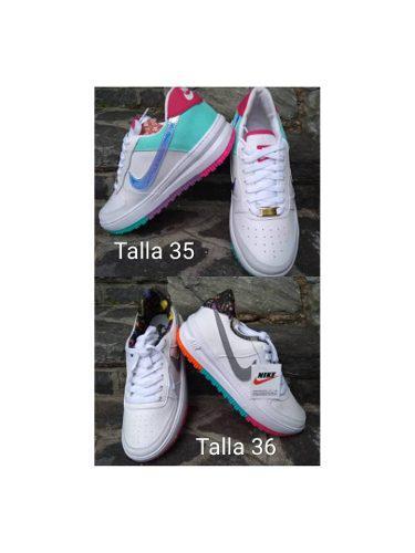 Zapatos deportivos new balance, reebok, nike