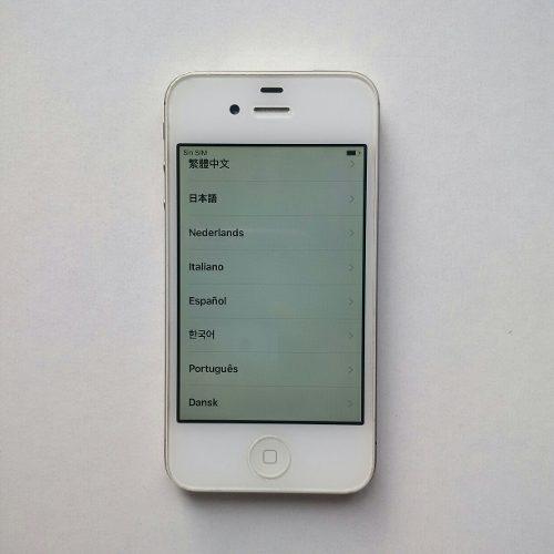 Iphone 4s 32gb para reparar o repuesto (leer descripción)