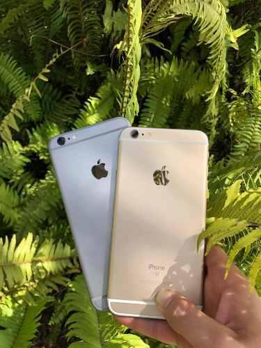Iphone 6s plus 32 gb liberados varios colores 300 norteños