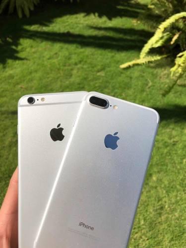 Iphone 7 plus 32 gb liberados varios colores 430 norteños