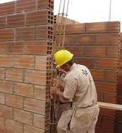 Maestro de construccion, pegamos bloques,ceramica