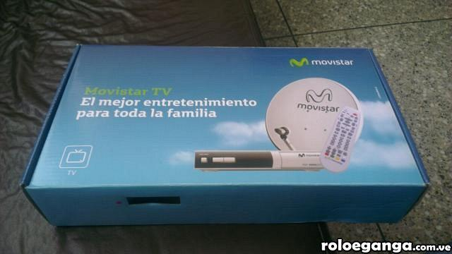 Vendo kit de antena movistar hd