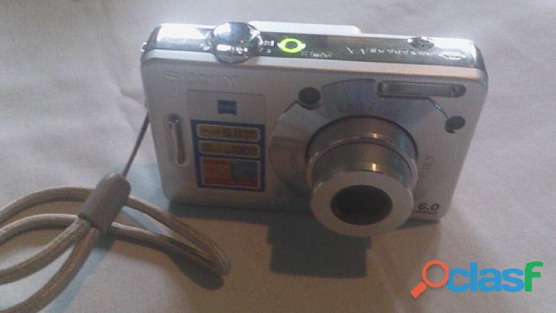 Camara Sony Cyber Shot de 6.0 Mp 3