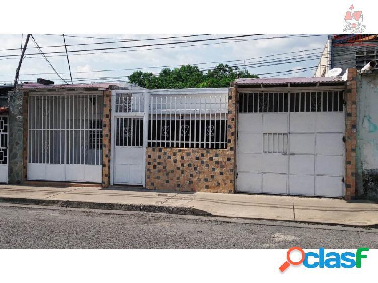 Casa en sta. rosa maracay df 19-8962