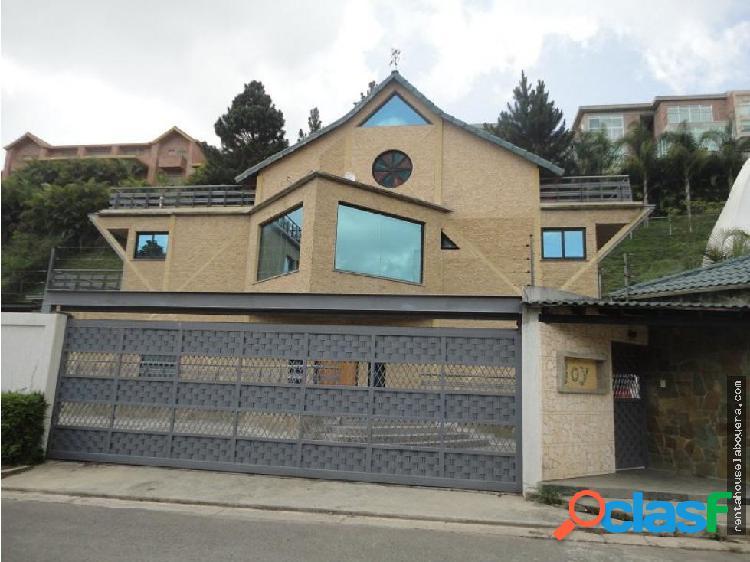 Casa en venta alto hatillo fr1 mls18-9114