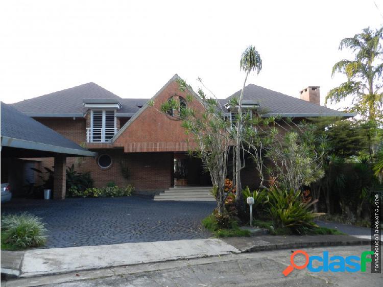 Casa en venta alto hatillo fr1 mls19-13102