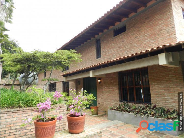 Casa en venta alto hatillo fr1 mls19-13107
