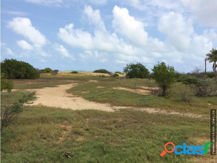 Vendo terreno con zonificacion turistica en falcon