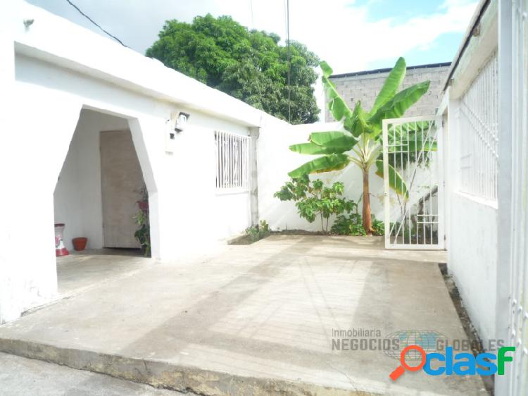 Casa en venta en las casitas ubicada en urbanización gran sabana