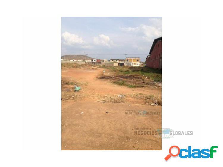 En venta terreno en villa betania