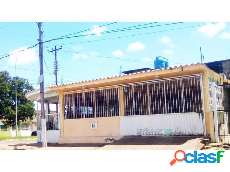 Casa en venta en la urbanización yuruani ubicado en unare