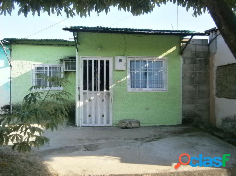 Casa en caño seco el vigía, 3 habitaciones 2 baños bien ubicada