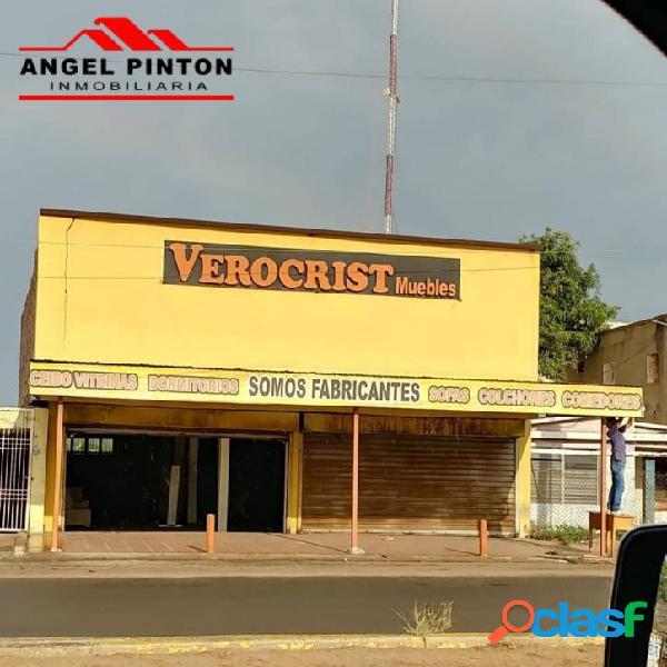 Local comercial en venta los robles maracaibo api 2172