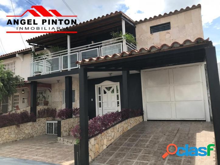 Casa venta ribereña i barquisimeto api 2628