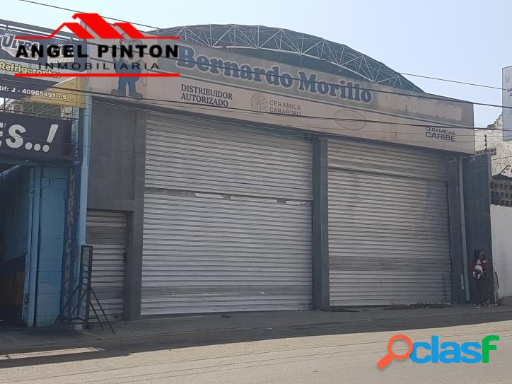GALPON COMERCIAL EN ALQUILER EN 1ERO DE MAYO. API 3315