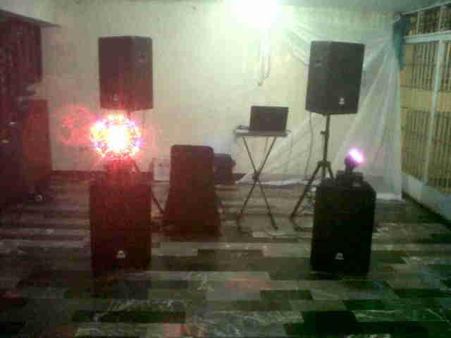 Alquiler de sonido profesional e iluminacion para sus