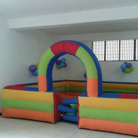 Alquiler baby gym