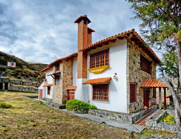 Alquiler cabañas mucuambí y casa estancia mucuambí,