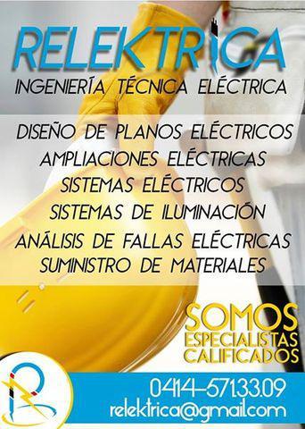 Electricidad reparaciones e instalaciones electricas