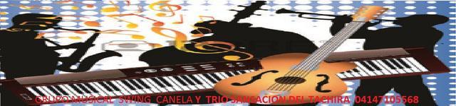 Grupo musical swing canela y<triosensacion