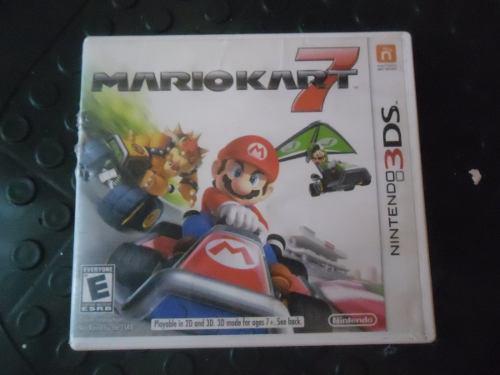 Juegos Para Nintendo Ds 3d Mario Kart 7 Y Super Mario Bors 2
