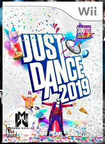 Just dance 2019 todos wii